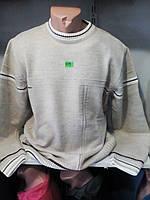 Мужской качественный шерстяной свитер 48-54 рр