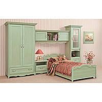 Селина детская спальня 3. (ольха зеленая) Світ меблів., фото 1