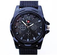 Часы наручные Swiss army military watch.