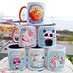 Чашки с индивидуальным дизайном (с фото)
