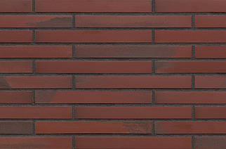 Клинкерная плитка KING KLINKER серии KING SIZE Лонг формата 490х52х14, LF16 Red zeppeling