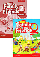 Family and Friends 2 Комплект (2nd edition)