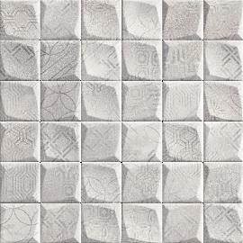 Мозаїка Paradyz Harmoni Grys Mosaic Mix  29,8x29,8