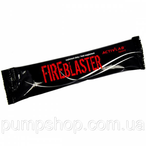 Предтренировочный комплекс Activlab Fireblaster 12 г - 1 пакетик