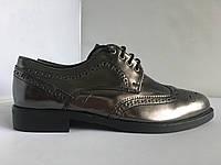 Женские туфли-броги Minelli, 36, 37 размер, фото 1