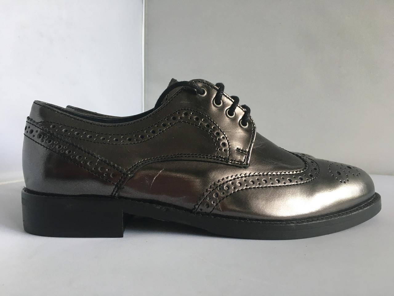 Женские туфли-броги Minelli, 36, 37 размер