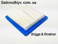 Воздушный фильтр для двигателя Briggs & Stratton  (491588S)Oleo-Mac, Stiga, Husqvarna, Honda, Viking