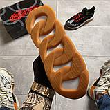 Женские кроссовки Versace Cross Chainer Black, женские кроссовки версаче кросс чайнер, фото 8