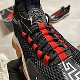Женские кроссовки Versace Cross Chainer Black, женские кроссовки версаче кросс чайнер, фото 4