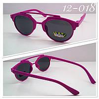 Детские солнцезащитные очки с защитой от УФ маловая оправа
