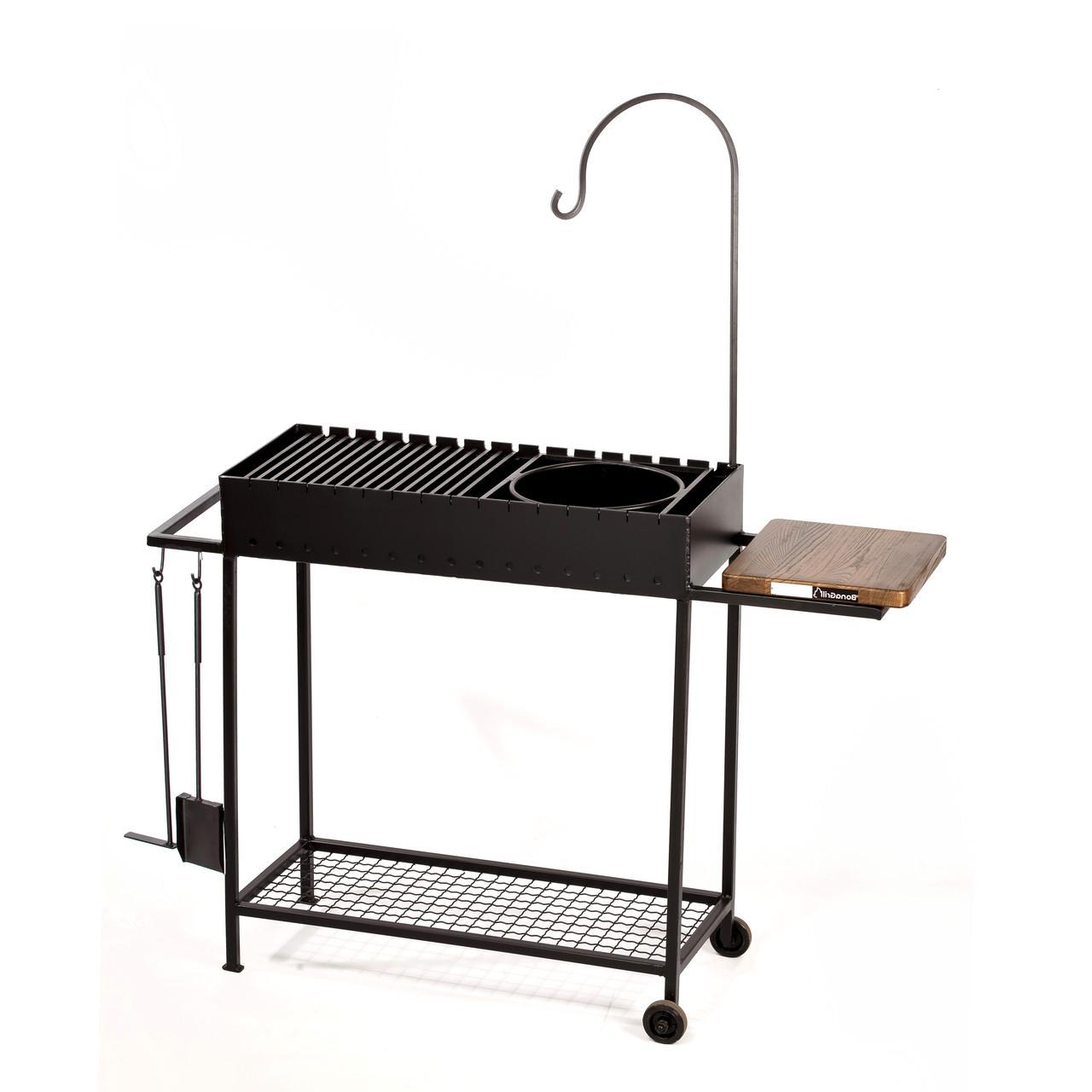 Мангал Bona Grill Складной Лайт 800 + Комплект дополнений