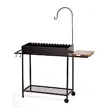 Мангал Bona Grill Складной Лайт 800 + Комплект дополнений, фото 3