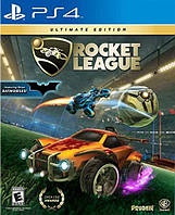 ROCKET LEAGUE PS4 (русская версия)