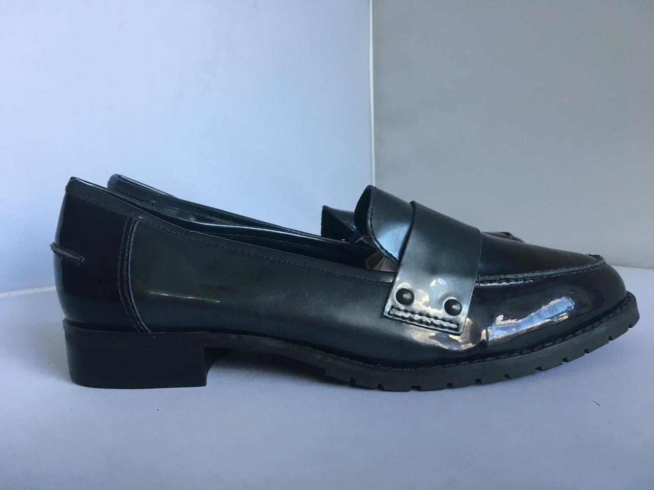 Женские туфли- лоферы San Marina, 38, 39 размер