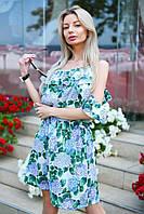 Женский Сарафан с оборками, фото 1