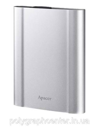 """Жесткий диск внешний Apacer AC730 USB 3.1 Gen1 1TB 2,5 """"Серебристый"""