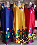 Платье штапельное  цвета, 8017.5, фото 3