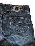 Джинсы мужские Franco Benussi FB 1235 темно-синие, фото 6