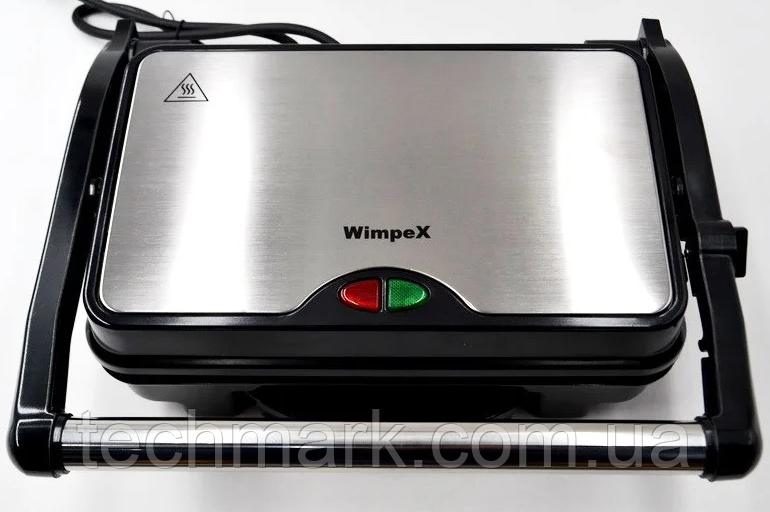 Многофункциональный Гриль сэндвичница, панини гриль WIMPEX BBQ WX-1066