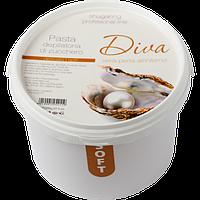 Сахарная паста для депиляции Diva мягкая 1 кг