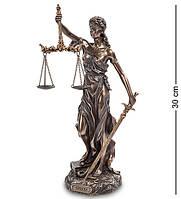 Статуэтка Veronese Фемида 30 см 1903495 фигурка статуетка веронезе верона богиня правосудия юстиция