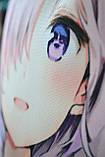 Дакімакура Подушка обнімашка 120х40 см із змінною наволочкою Fate/stay night, фото 5