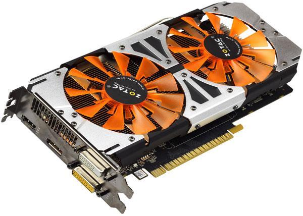 Видеокарта Nvidia GTX 750 TI ( 2Gb DDR5/ 128bit 1137/ 5400Mhz)