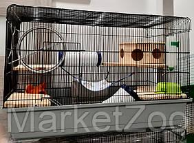 "Клетка для шиншиллы ""Super-chinch"",размер 100×65×55см, фото 2"