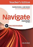 Navigate Pre-intermediate Coursebook