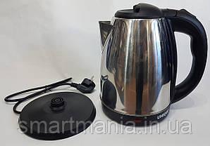 Електричний чайник дисковий 2л. UNIQUE UN-501