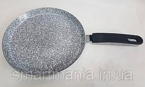 Сковорода для блинов  UNIQUE UN-5413 гранит/индукция  24 см