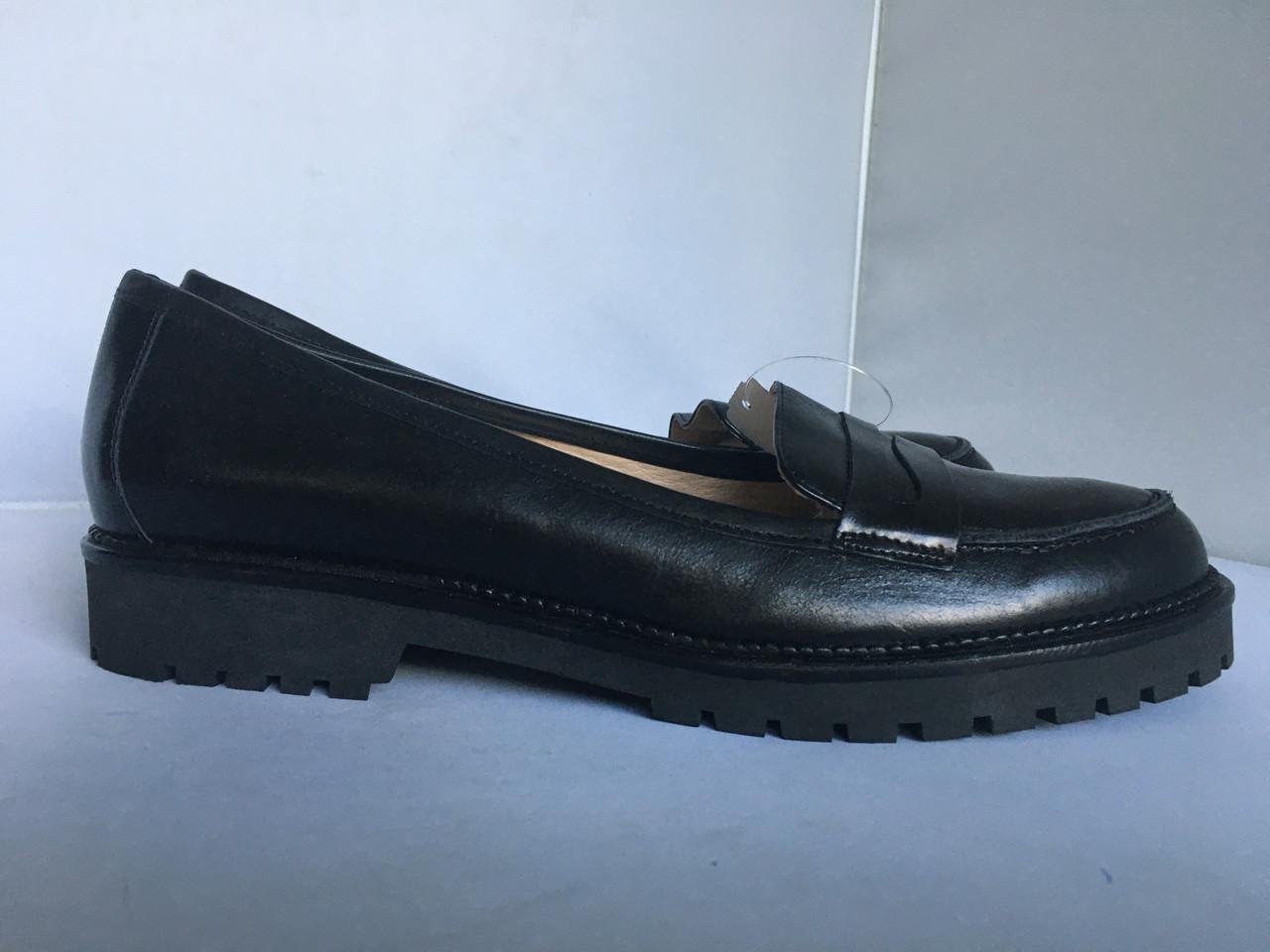 Женские туфли- лоферы San Marina, 39 размер