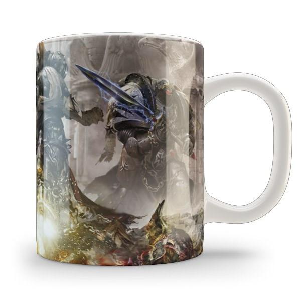 Кружка чашка Warhammer 40.000