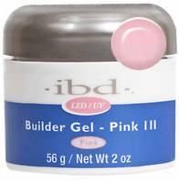 LED/UV Builder Gel Pink III, 56 мл. - конструирующий камуфлирующий розовый гель
