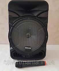 Колонка акумуляторная с микрофоном Tritronix TS SL-1231  / 150W (USB/FM/Bluetooth)