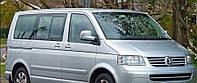 Стекло боковое с форточкой для Volkswagen T-5 2003-  левое - правое