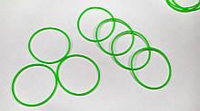Уплотнительное кольцо 42*1.5mm O-ring свтонакопительное цвет зеленый, под стекло для фонаря Convoy C8 и С8+