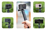 "Монопод ""KingMa"" для GoPro, совместим с  другими экшн камерами"