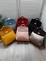 Женская сумка-рюкзак Zara в расцветках