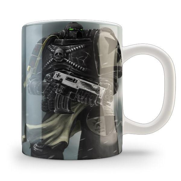 Кружка чашка Warhammer 40K