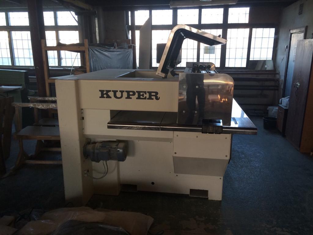 Верстат для зрощування шпону Kuper Innovation -1