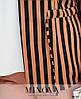 Эффектный брючный женский костюм -тройка батал 50-64 размер, фото 4