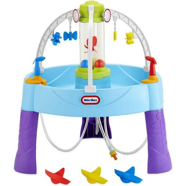 Little Tikes Игровой столик для игры с водой Водные забавы 648809E3 Fun Zone Battle Splash Water