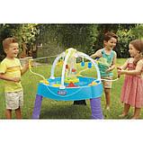 Little Tikes Игровой столик для игры с водой Водные забавы 648809E3 Fun Zone Battle Splash Water, фото 6