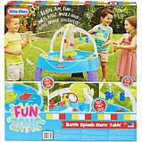 Little Tikes Игровой столик для игры с водой Водные забавы 648809E3 Fun Zone Battle Splash Water, фото 7