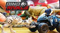 Игровой набор Мир Юрского периода Jurassic World Deluxe Story, фото 1