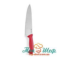 Нож поварской красный 240/385 HACCP Hendi 842720
