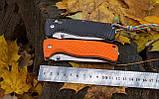 Нож складной Ganzo G722-BK черный, фото 2