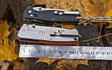Нож складной Ganzo G722-BK черный, фото 3