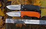 Нож складной Ganzo G722-BK черный, фото 4